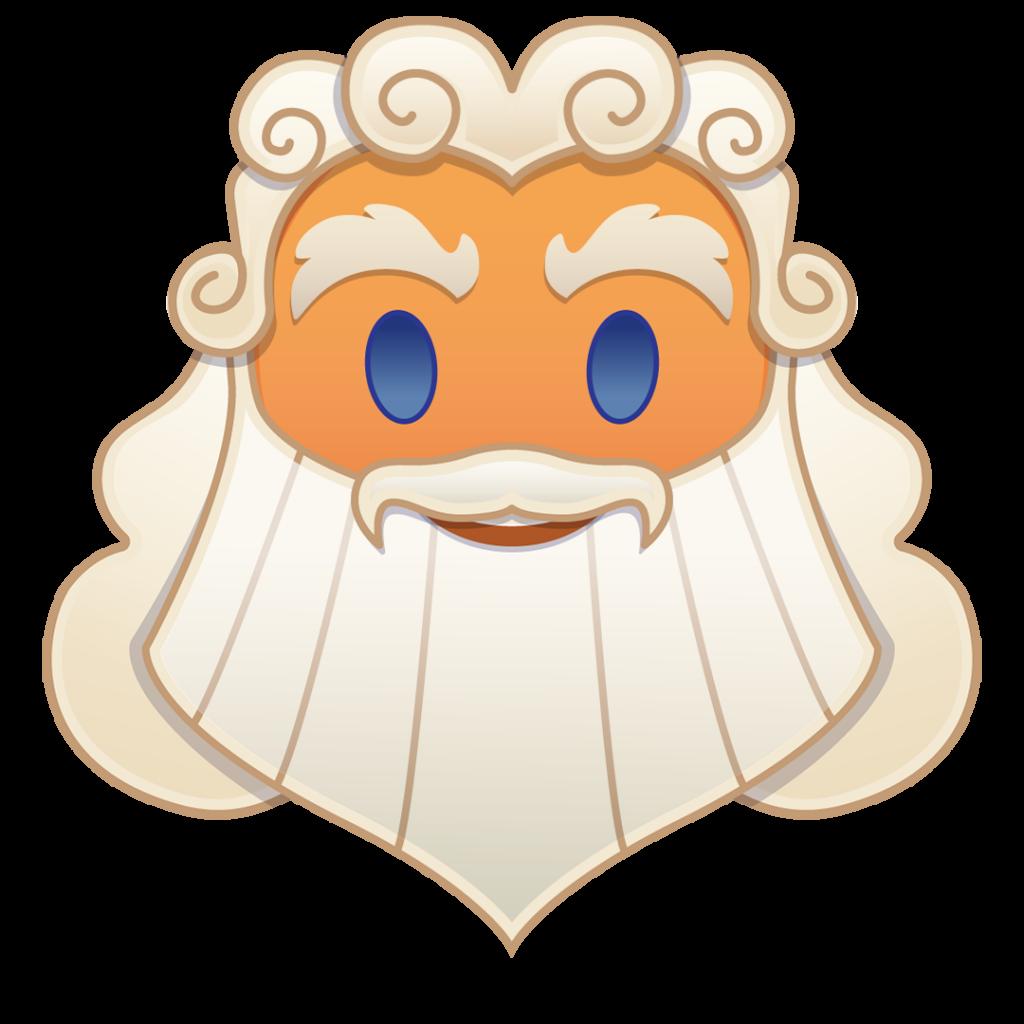 Zeus, Rainbow Emoji, Disney Emoji Blitz