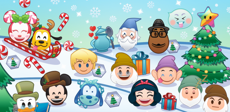 Disney Emoji Blitz, December 2020 Update