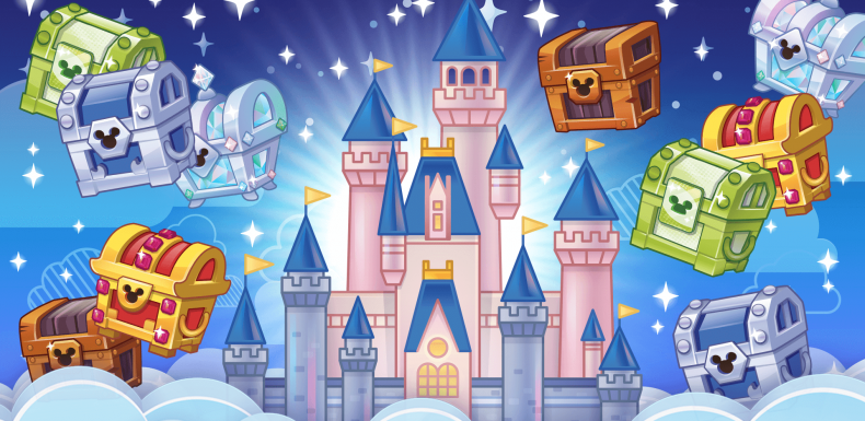 Disney Emoji Blitz, Events