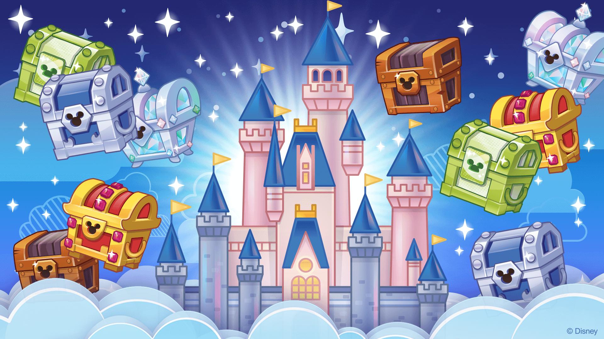 Disney Emoji Blitz, Events