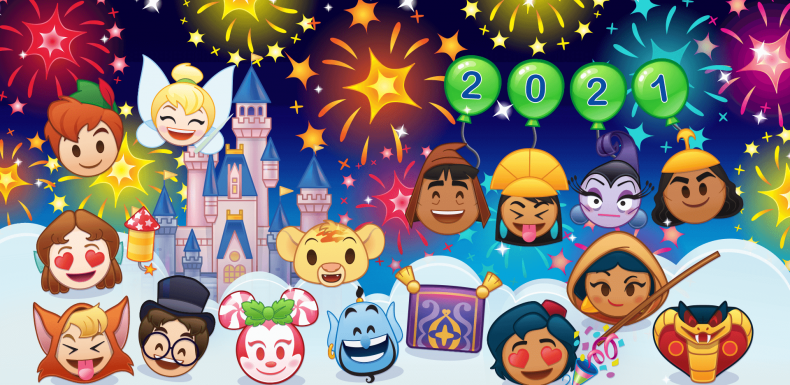 Disney Emoji Blitz January 2021 Update