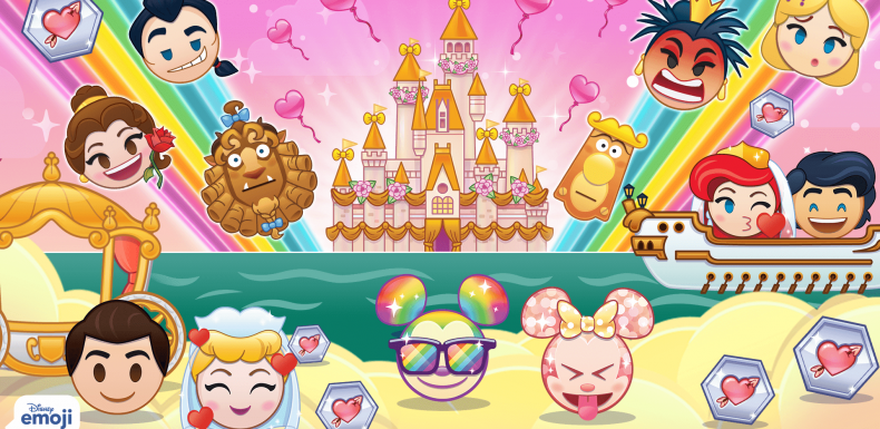 February 2021 Update, Disney Emoji Blitz