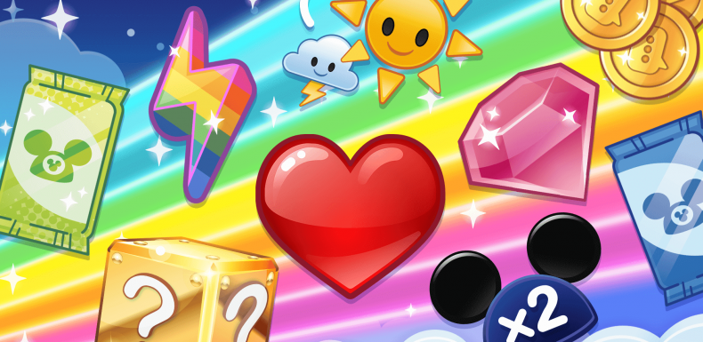 Free Stuff, Disney Emoji Blitz