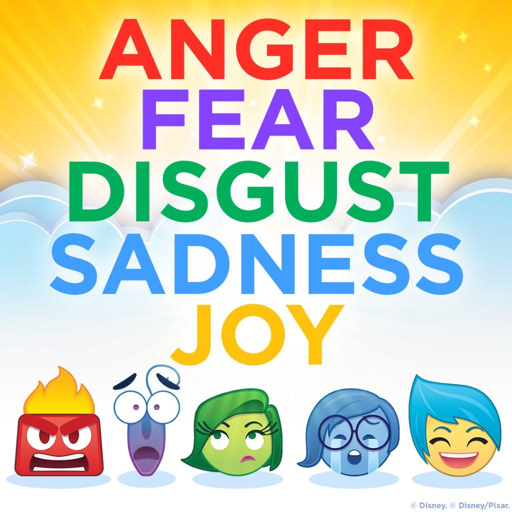 Joy, Inside Out, Disney Emoji Blitz