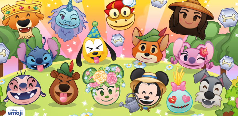 March Update, Disney Emoji Blitz