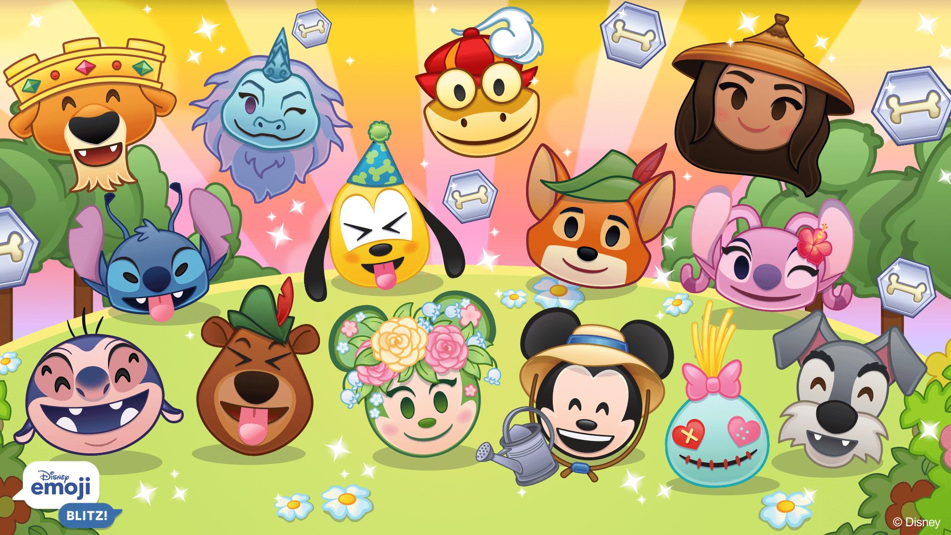 March Update, Disney Emoji Blitz