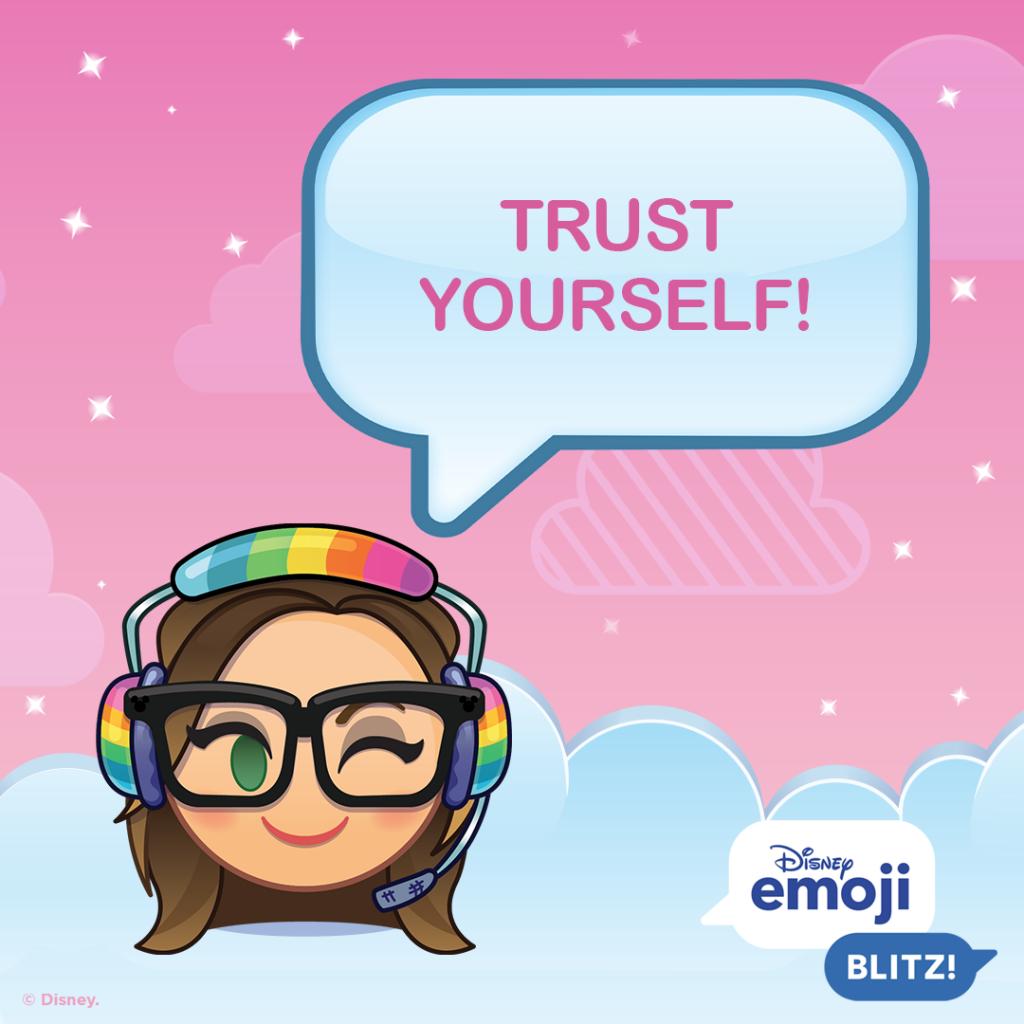 Emoji Jenny, Community Manager, International Women's Day