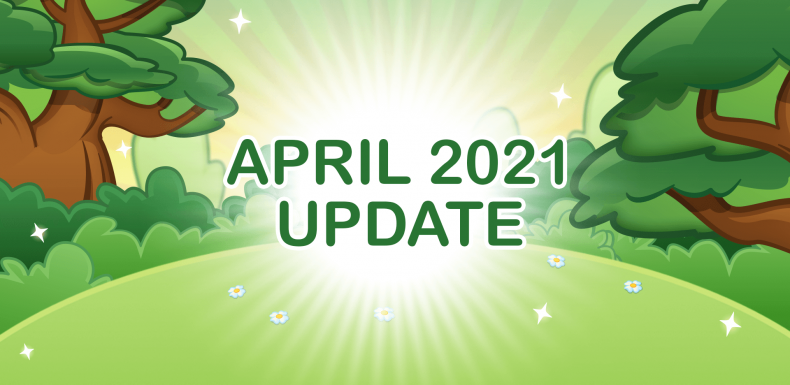 April 2021 Update in Disney Emoji Blitz