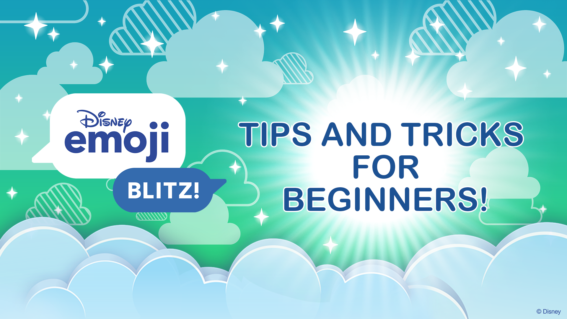 Tips for Beginners in Disney Emoji Blitz