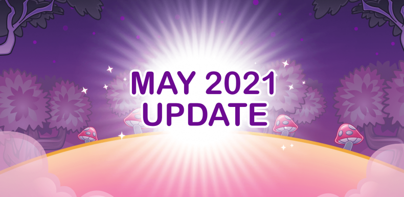 May 2021 Update
