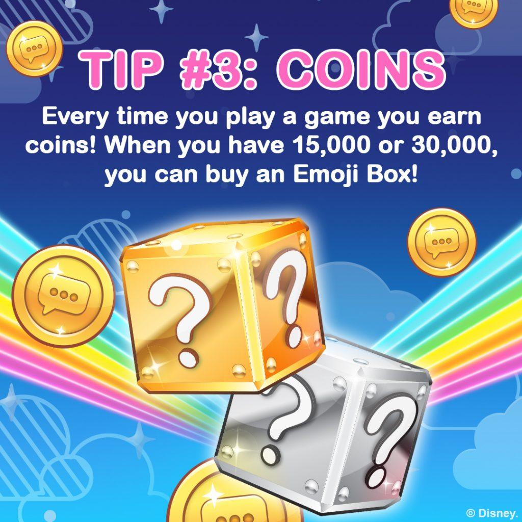 How to Play Disney Emoji Blitz, Tip 3