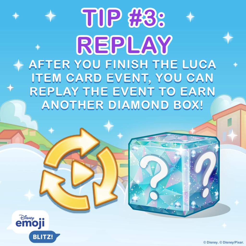 Item Cards tip #3