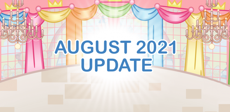 August 2021 Update Featured Image