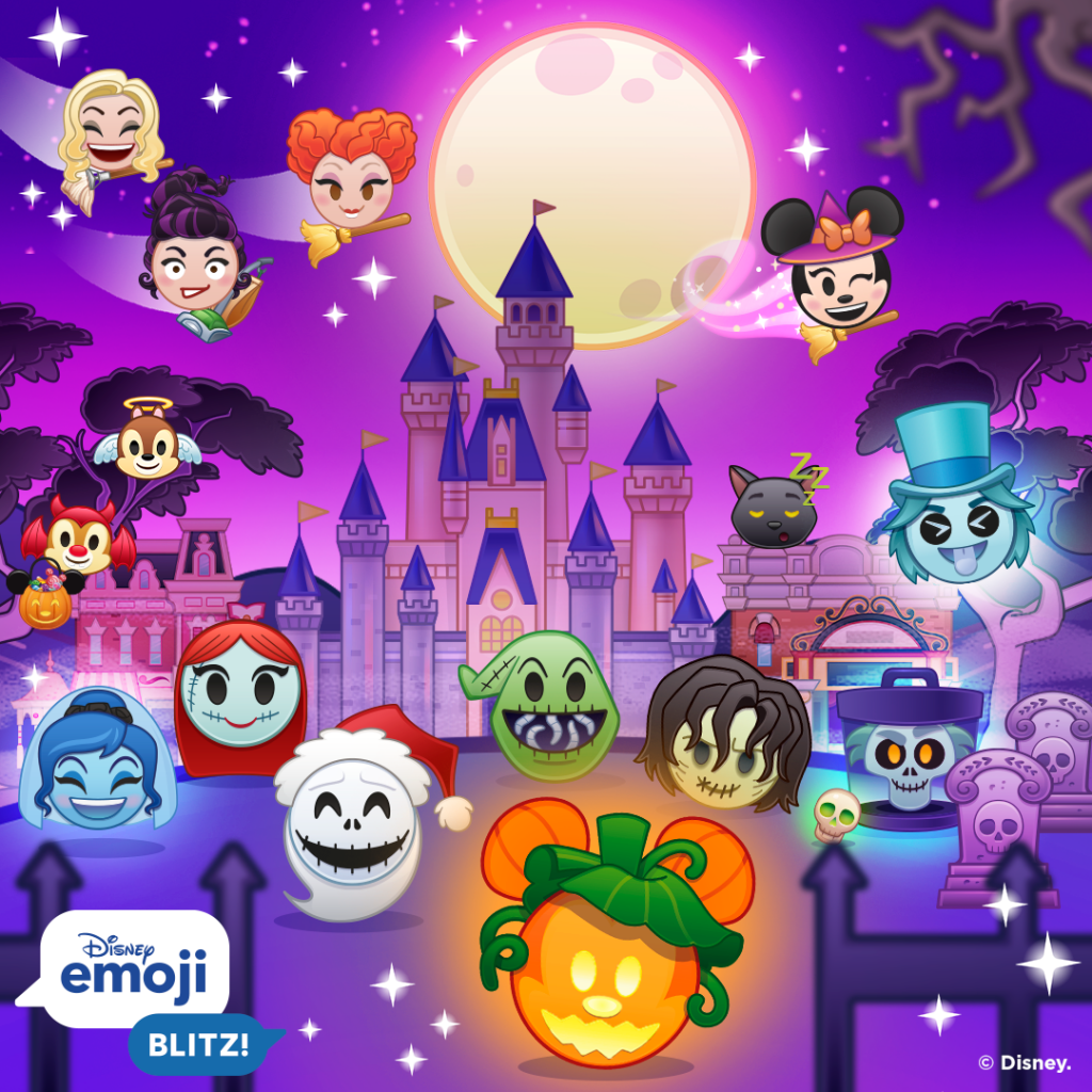 October 2021 Events and Emojis